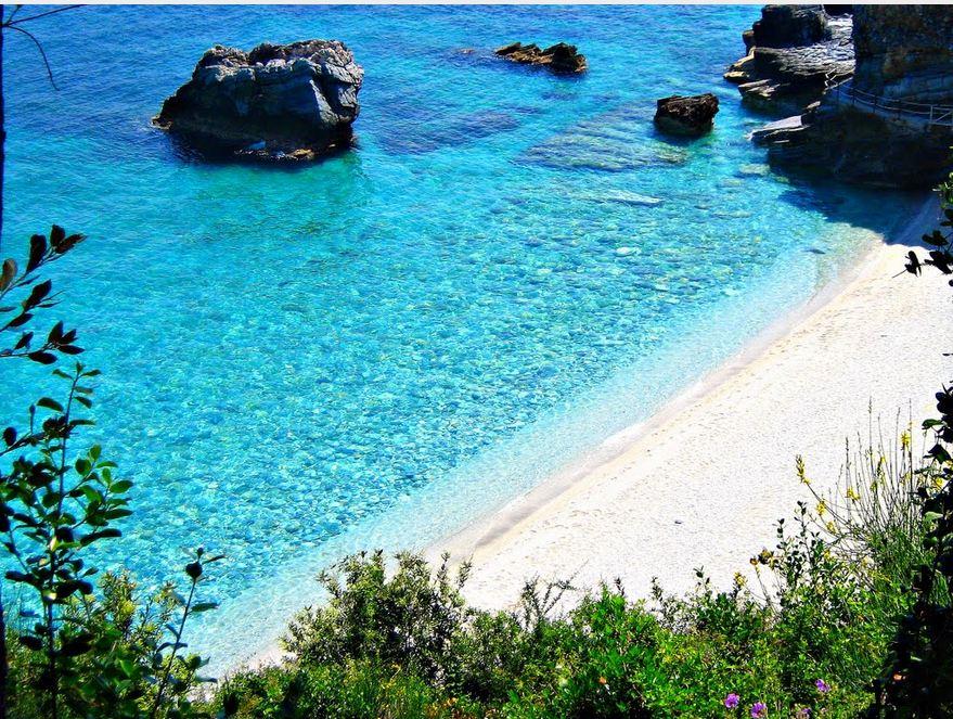 Αποτέλεσμα εικόνας για παραλία του Μυλοποτάμου